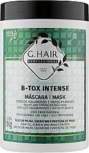 Духи, Парфюмерия, косметика Холодный ботокс для волос - Inoar G-Hair B-Tox Intense