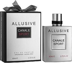 Духи, Парфюмерия, косметика Fragrance World Allusive Canale Sport - Парфюмированная вода
