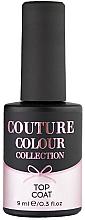 Духи, Парфюмерия, косметика Закрепитель гель-лака с липким слоем - Couture Colour Top Coat