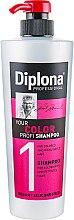 Духи, Парфюмерия, косметика Шампунь для окрашенных волос - Diplona Professional Your Color Profi Shampoo
