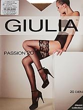 "Духи, Парфюмерия, косметика Чулки для женщин ""Passion"" 20 DEN, visone - Giulia"