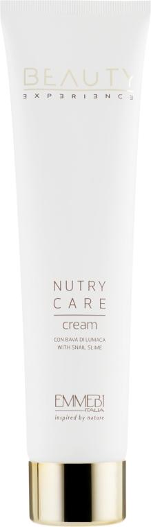 Крем для волос «Немедленное восстановление» - Emmebi Italia Beauty Experience Nutry Care Cream