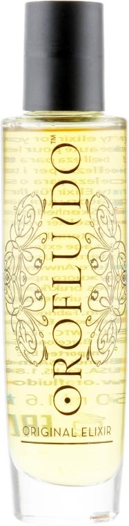 Эликсир красоты - Orofluido Original Elixir Remarkable Silkiness, Lightness And Shine — фото N5