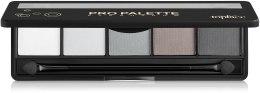 Духи, Парфюмерия, косметика Палитра теней для век - Topface Pro Palette Eyeshadow
