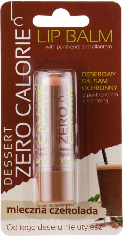 """Бальзам для губ """"Молочный шоколад"""" - Laura Conti Dessert Zero Calorie Lip Balm"""