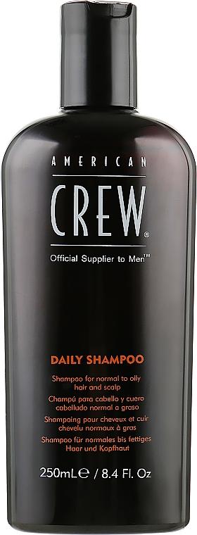 Шампунь ежедневный - American Crew Classic Daily Shampoo