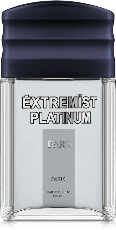 Alain Aregon Extremist Platinum Dark - Туалетная вода