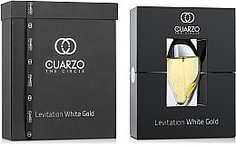Духи, Парфюмерия, косметика Cuarzo The Circle Levitation White Gold - Парфюмированная вода (тестер)