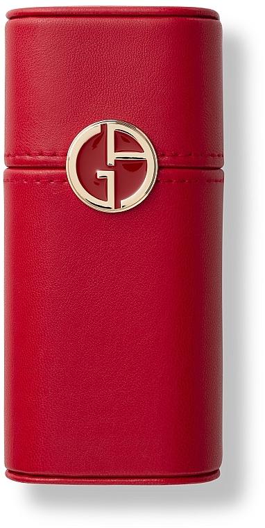 Придбайте будь-який аромат Si Giorgio Armani 50 мл та отримайте у подарунок бежевий або червоний чохол для парфумів