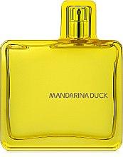 Духи, Парфюмерия, косметика Mandarina Duck Eau de Toilette - Туалетная вода (тестер с крышечкой)