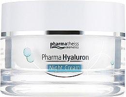 Крем ночной для лица - Pharma Hyaluron Nigth Cream Riche — фото N2