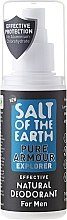Духи, Парфюмерия, косметика Натуральный спрей-дезодорант для мужчин - Salt of the Earth Pure Armour Explorer Natural Deodorant For Men