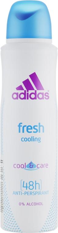 Дезодорант - Adidas Anti-Perspirant Fresh Cooling 48h