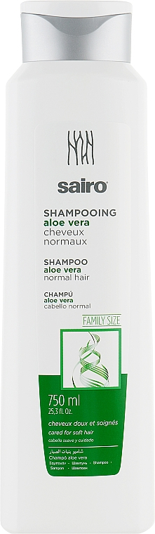 Шампунь с Алоэ Вера - Sairo Aloe Vera Shampoo