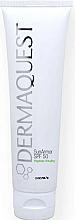 Духи, Парфюмерия, косметика Солнцезащитный крем для лица SPF-50 - Dermaquest Peptide Vitality SunArmor SPF-50