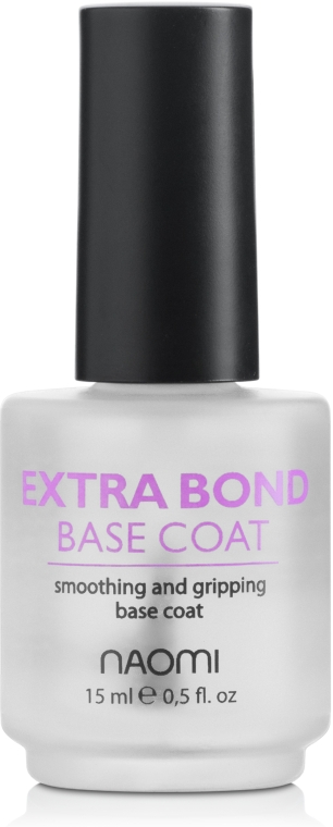 "Базовое покрытие ""Екстра Бонд"" - Naomi Extra Bond Base Coat"