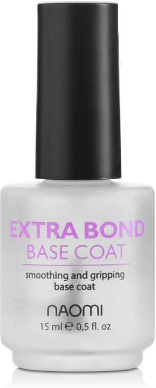 """Базовое покрытие """"Екстра Бонд"""" - Naomi Extra Bond Base Coat"""