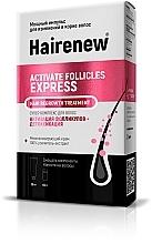 """Духи, Парфюмерия, косметика Инновационный комплекс для волос """"Экспресс-активация фолликулов"""" - Hairenew Activate Follicles Express Treatment"""