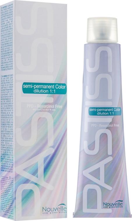 Крем-краска для волос - Nouvelle Pastiss Color