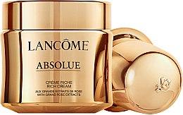 Духи, Парфюмерия, косметика Восстанавливающий крем для лица с насыщенной текстурой - Lancome Absolue Regenerating Brightening Rich Cream (сменный блок)