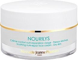 Духи, Парфюмерия, косметика Увлажняющий крем для лица - Methode Jeanne Piaubert Soothing Nutri-Repair Face Cream