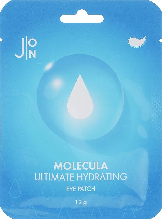 Патчи для кожи вокруг глаз - J:ON Molecula Ultimate Hydrating Eye Patch