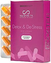 Духи, Парфюмерия, косметика Бустер-антиоксидант детокс и антистресс - Brock Beauty HairFinity Destress & Detox Anti-Oxidant Booster