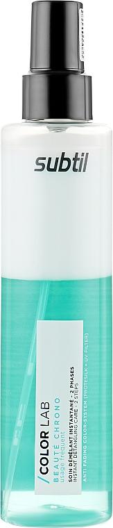 Двухфазный спрей для волос - Laboratoire Ducastel Subtil Instant 2-fase Spray