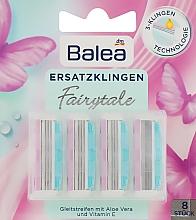 Духи, Парфюмерия, косметика Сменные лезвия для станка, 8 шт - Balea Fairytale