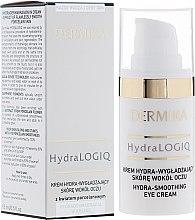 Духи, Парфюмерия, косметика Крем для кожи вокруг глаз - Dermika Hydralogiq Eye Cream