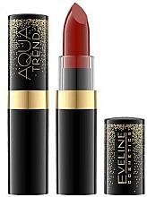 Духи, Парфюмерия, косметика Ультраувлажняющая губная помада - Eveline Cosmetics Aqua Trend Collection