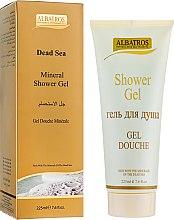 Духи, Парфюмерия, косметика Минеральный гель для душа - Albatros Dead Sea Mineral Shower Gel