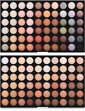 Духи, Парфюмерия, косметика Профессиональная палетка теней для век 120 цветов - King Rose 04