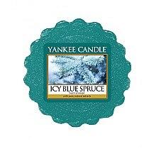 Духи, Парфюмерия, косметика Ароматический воск - Yankee Candle Icy Blue Spruce Wax Tart