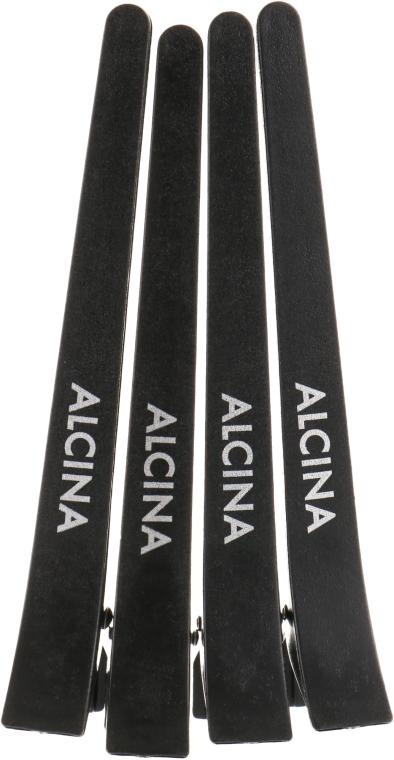 Набор зажимов для волос, 4шт - Alcina