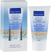 Увлажняющий дневной крем для лица для нормальной и комбинированной кожи - Mineral Beauty System All Day Moisturizer SPF 10 — фото N4