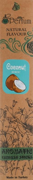Аромапалочки с успокаивающим ароматом кокоса - MSPerfum