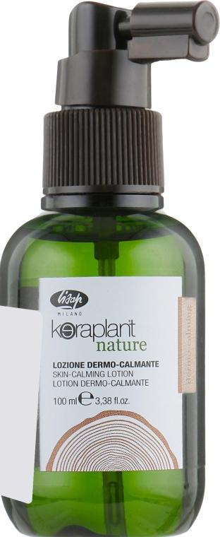 Лосьон с успокаивающим действием - Lisap Keraplant Nature Skin-Calming Lotion