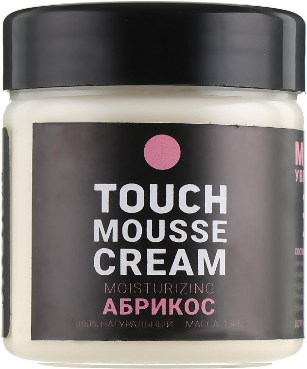 "Зволожувальний мус-крем ""Абоикос"" - Touch Mousse Cream — фото N1"