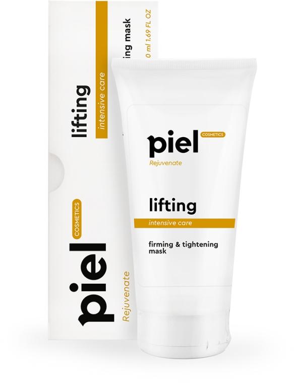Маска с эффектом лифтинга и отбеливания - Piel Cosmetics Lifting Mask