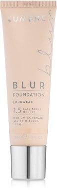 УЦЕНКА Преображающий тональный крем SPF15 - Lumene Blur Foundation *