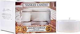 "Духи, Парфюмерия, косметика Чайные свечи ""Крылья ангела"" - Yankee Candle Scented Tea Light Candles Angel's Wings"