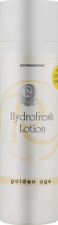 Увлажняющий тоник для лица - Renew Golden Age Hydrofresh Lotion