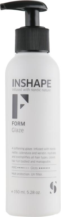 """Крем для волос """"Мягкая глазурь"""" - Inshape Form Glaze"""