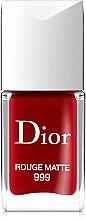 Духи, Парфюмерия, косметика Лак для ногтей - Dior Vernis (тестер)