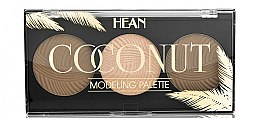 "Парфумерія, косметика Моделювальна палетка ""Кокос"" - Hean Coconut Modeling Palette"