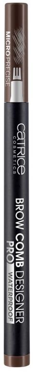 Маркер для бровей - Catrice Brow Comb Designer Pro — фото N1