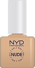 Духи, Парфюмерия, косметика Гель-лак для ногтей - NYD professional Nude Gel