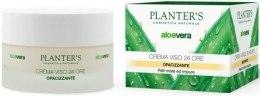 Духи, Парфюмерия, косметика Крем для лица матирующий - Planter's Aloe Vera 24 Hour Face Cream Anti-shine