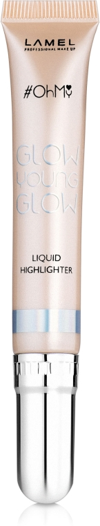 Жидкий хайлайтер - Lamel Professional Glow Young Glow Liquid Highlighter